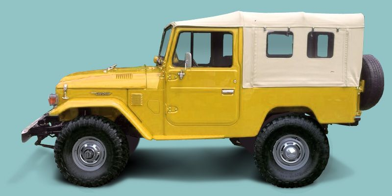 Testing Different Fj43 Colors And Wheel Types Mustard Yellow Tan