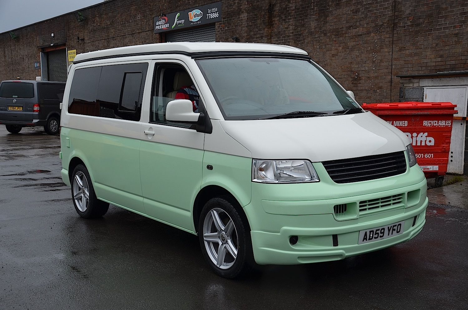 Image Result For Vw T4 Paint Jobs