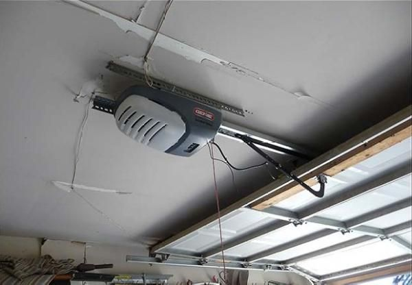Broken Spring Houston Tx Garage Door Opener Installation Garage