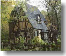 Old English Style House Plans | Lanau0027s The Little House   Storybook English  Cottage   Teas