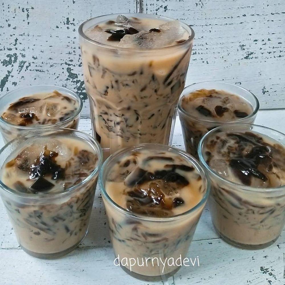 Resep Minuman Kopi Ala Kafe Instagram Di 2020 Resep Minuman Resep Makanan Penutup Mini