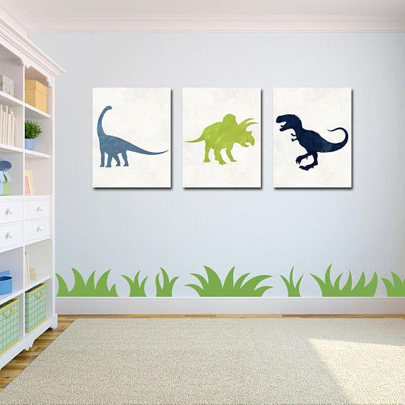 Items similar to Dinosaur Baby Shower - Dinosaur Decor - Dinosaur Nursery - Dinosaur Wall Art - Dinosaur Nursery Art - Nursery Decor - Baby Boy Nursery on Etsy