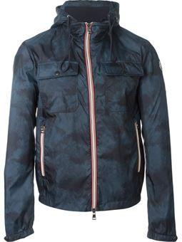 Lyon' windbreaker jacket | MONCLER LYON | Moncler