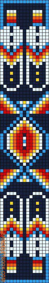 Pin von MacIntyre auf A Beadwork - patterns   Pinterest