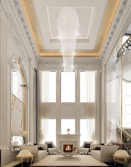 Majlis design dubai united arab emirates sumptuous for Living area interior design