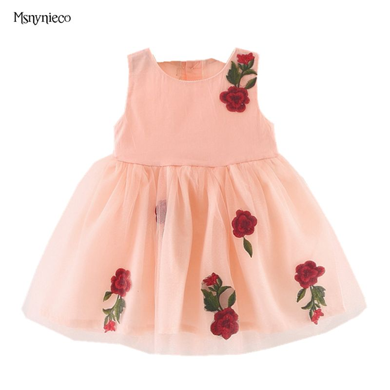 889359bb1ab1d Summer Baby Girl Dress 2017 New Princess Sofia Dress Baby Girls ...