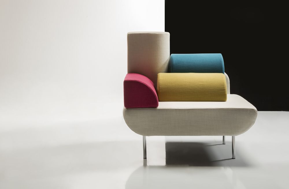 Sofa COLLOCO by Mario Dobrecevic  #design #furniture #canapé #mobilier #sofa