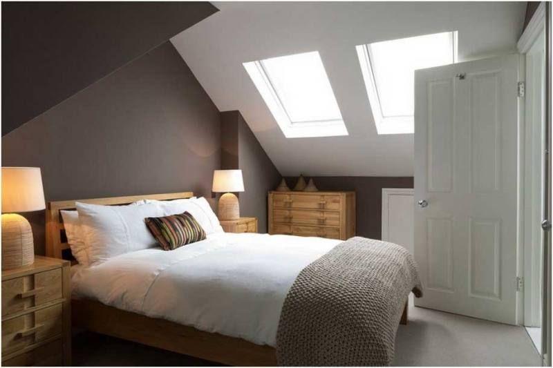 Wohnideen Schlafzimmer Dachschräge