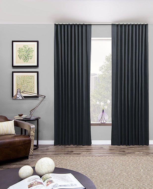 Ripple Fold Drapery Curtains The Shade Store Ripplefold