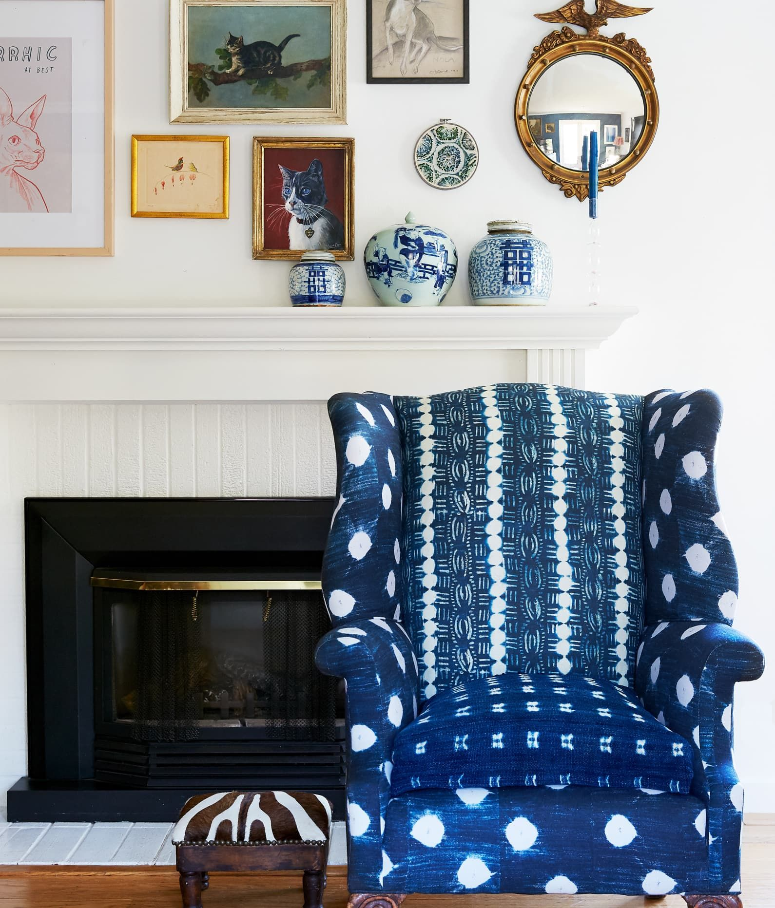 Preppy Home: This California Home Is Eclectic Preppy Style Epitomized