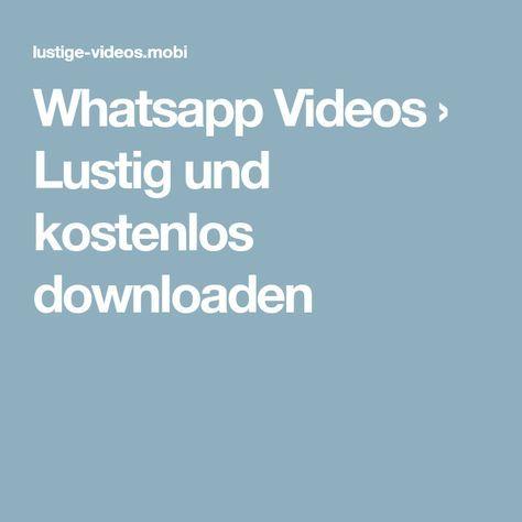 Whatsapp Lustige Videos Downloaden