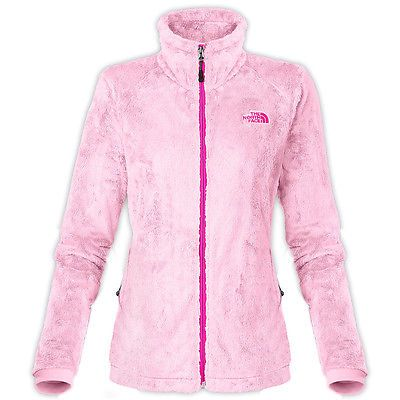 North Face Osito 2 Womens C782-V8T Pink Lady Raschel Silken Fleece ...