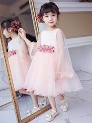 4ce89304c #EricDress - #EricDress Ericdress Ball Gown Long Sleeves Knee Length Flower  Girl Dress - AdoreWe.com