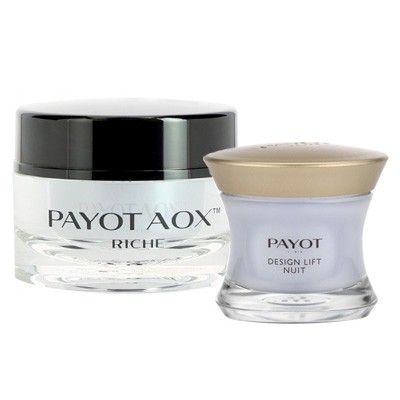 Payot - AOX Riche (Dry Skin) -50ml/1.6oz Techni Liss Active - Deep Wrinkles Smoothing Care (Salon Size) 3.3oz