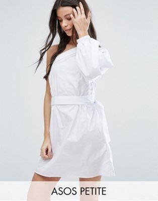 Petite prom maxi dress