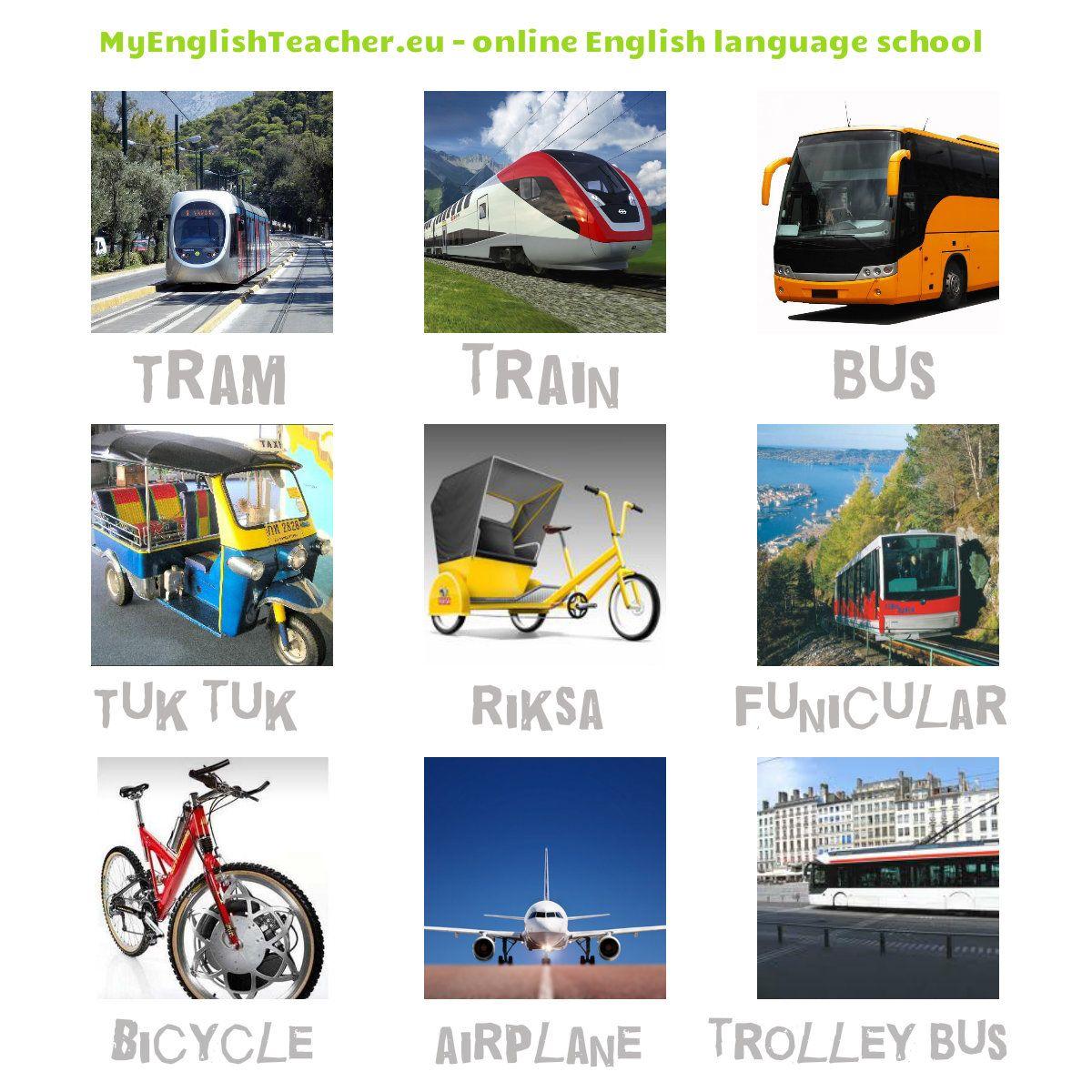 Unusual Types Of Transport