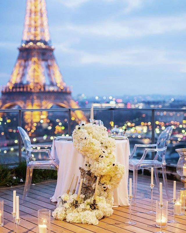 Melting Hearts Is This Perfect Proposal Dinner In The City