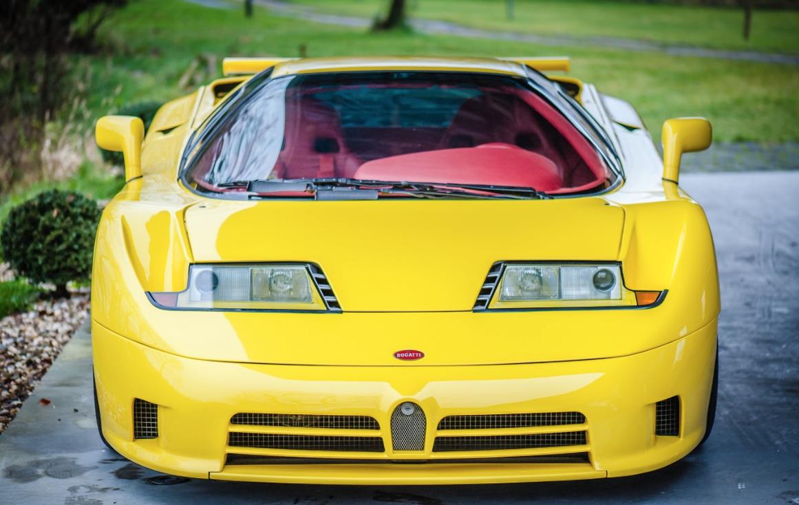 Bugatti #EB110 #SS | Bugatti! | Pinterest | Cars
