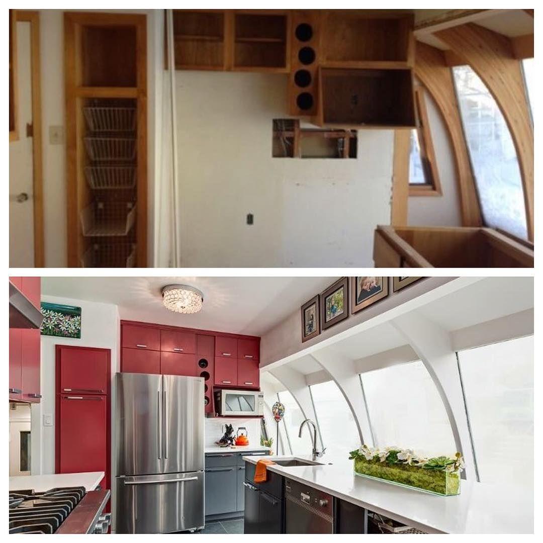 Konstrux developments on instagram this kitchen has us seeing red