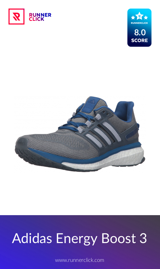 Adidas Energy Boost 3 Reviewed Fully Compared In 2020 With Images Adidas Running Shoes Adidas Shoes Superstar Running Shoe Reviews