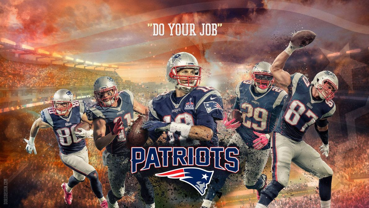 Patriots 2018 Wallpapers Widescreen (With images) New