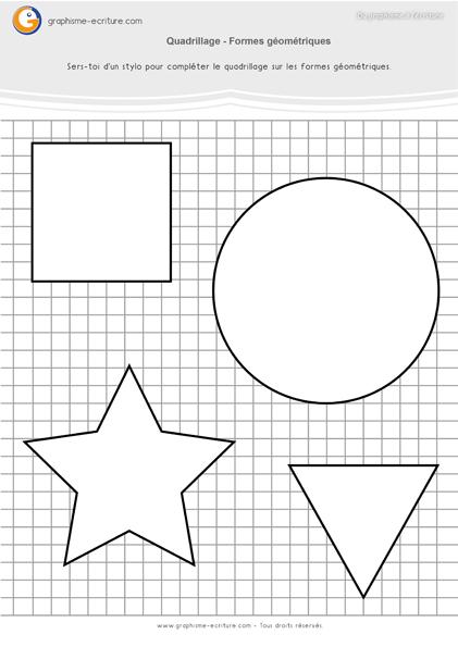 11 graphisme gs grande section quadrillage formes geometriques 01 graphisme pinterest. Black Bedroom Furniture Sets. Home Design Ideas