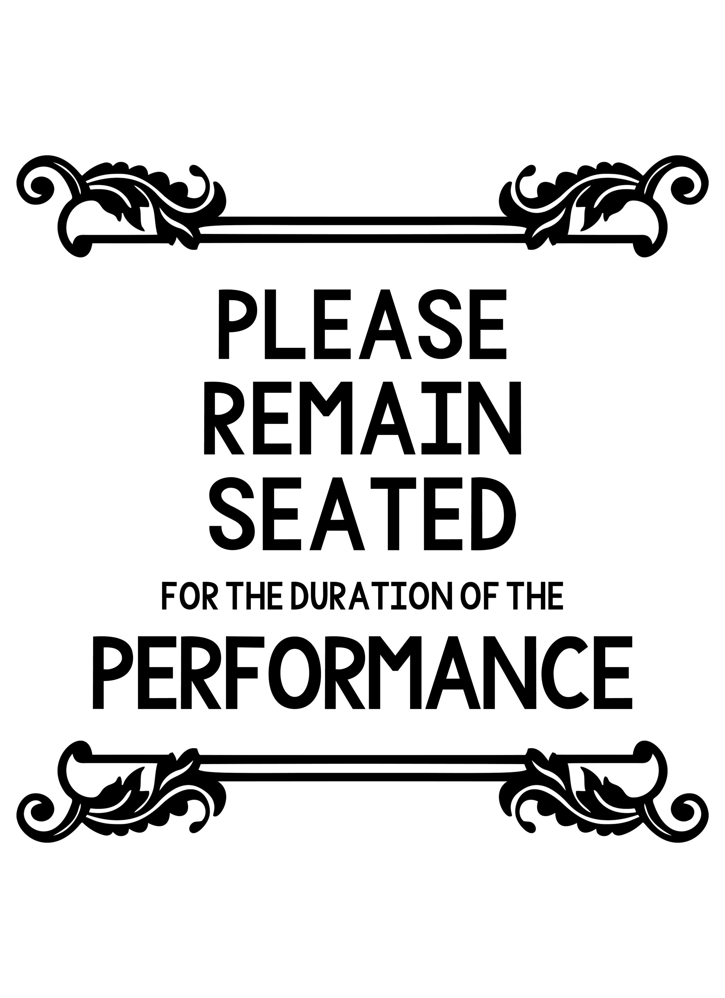 Please Remain Seated Printable Bathroom Decor Funny Bathroom Etsy Bathroom Printables Printable Bathroom Decor Bathroom Signs