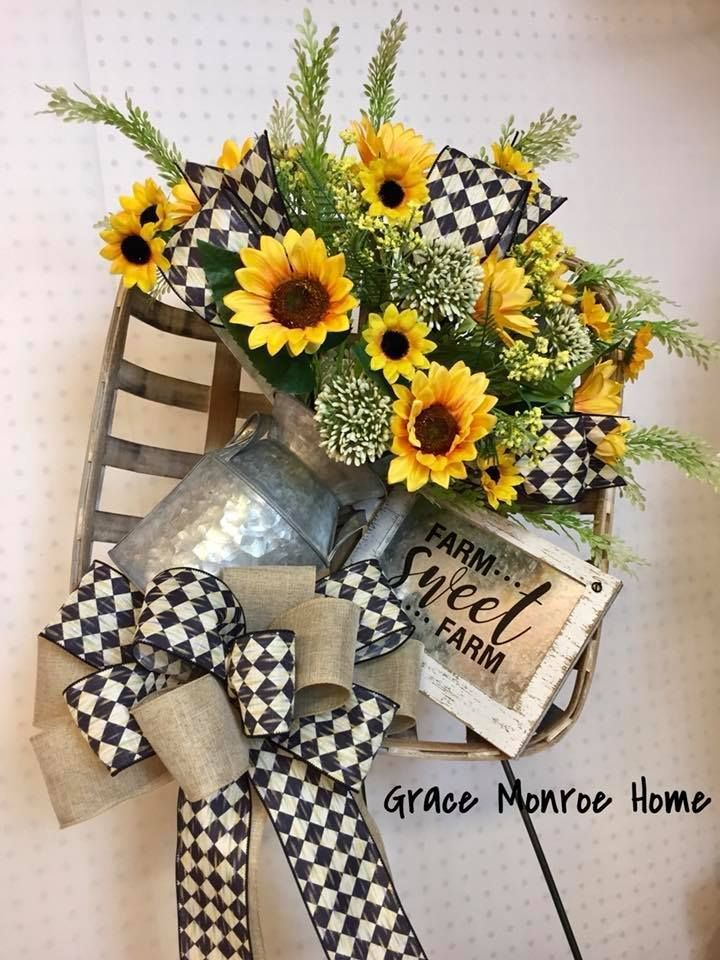 Photo of Learn to make wreaths – wreath tutorials from Grace Monroe Home