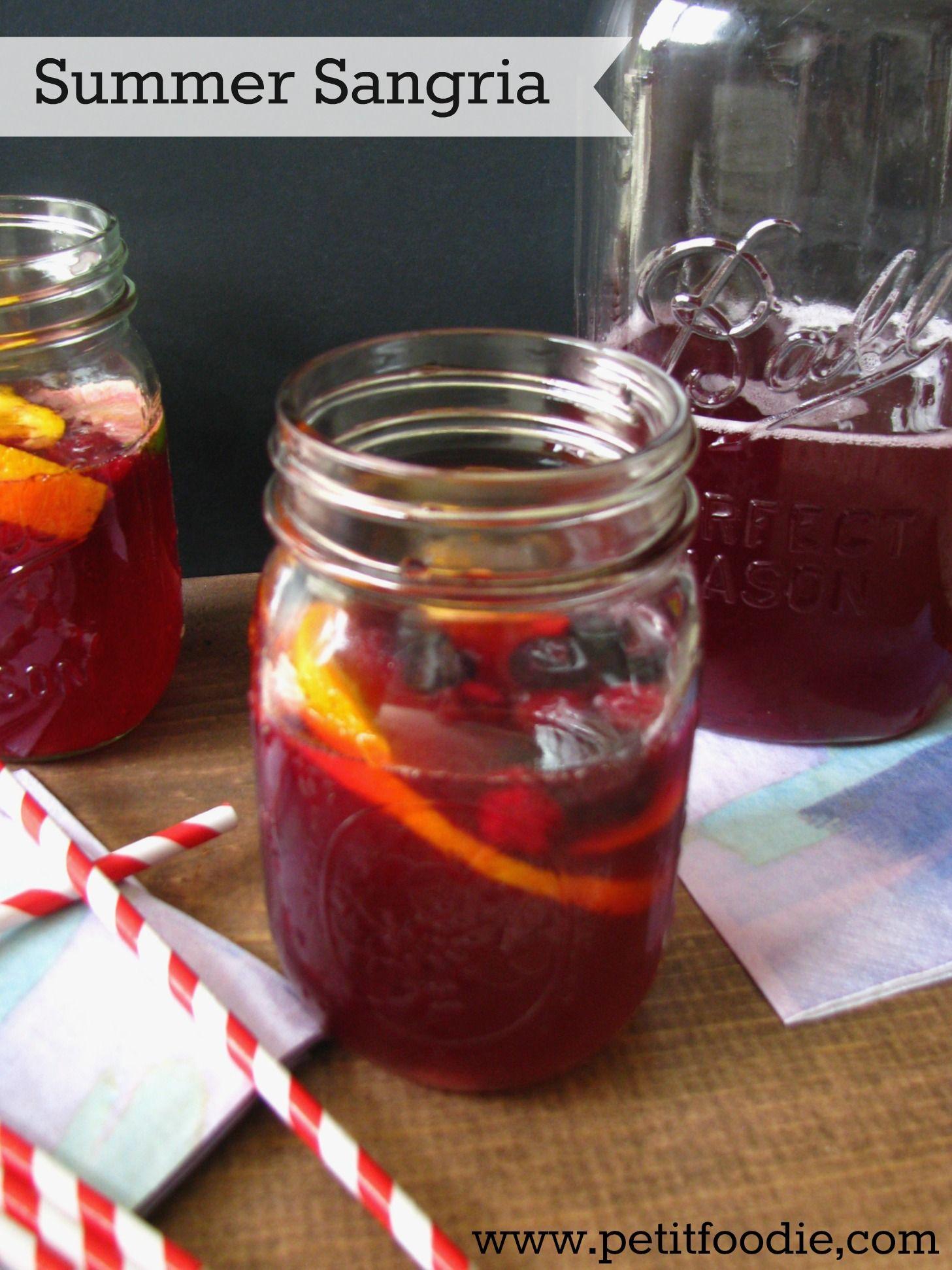 Summer Sangria Www Petitfoodie Com Jpg 1 457 1 942 Pixels Yummy Drinks Sangria Recipes Summer Sangria