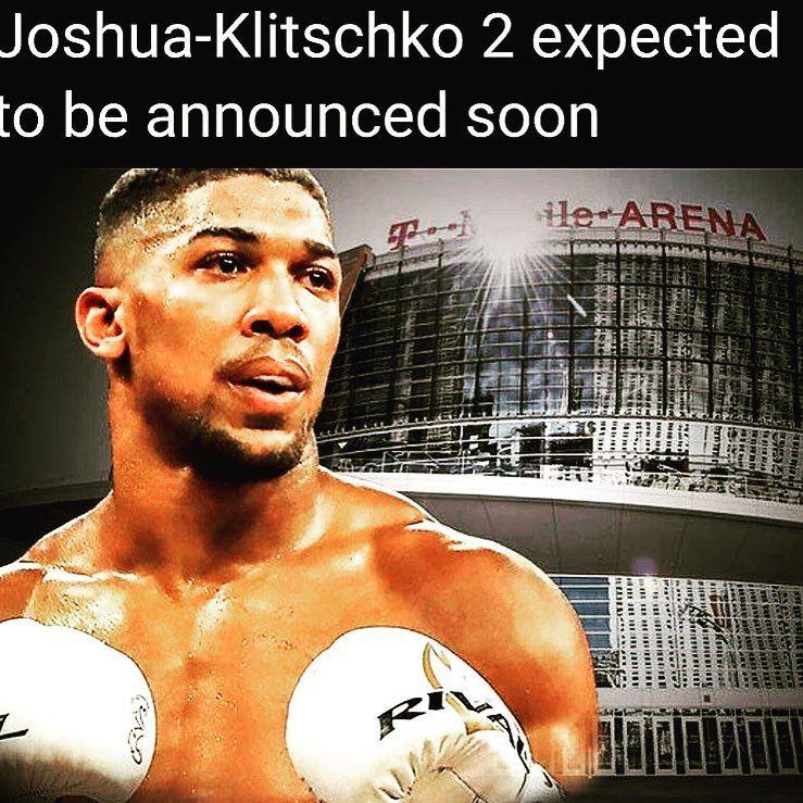 .PART 2 coming soon @tmobilearena ?@showtimeboxing #recordbreaking  @klitschko_official VS @anthony_joshua #k2promotions @eddiehearn @matchroomboxing #wbccleanboxingprogram #boxing #boks #boxeo #joshuaklitschko #Aj #heavyweightboxinguk #UK @hitfirstboxing #sparring  #austria #camp #klitschko #WBA @wbaboxingofficial #LASVEGAS