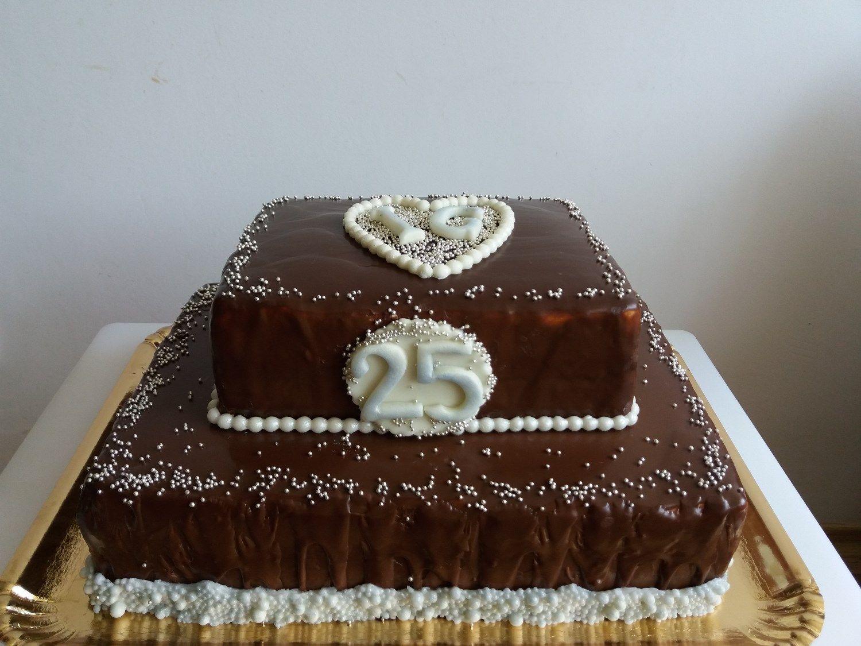Tort Nunta De Argint Creatiile Clientilor Cake Desserts Food