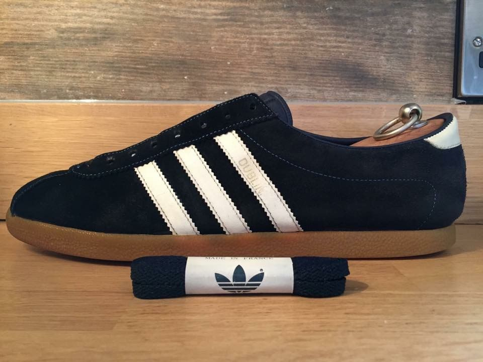 1983 adidas Dublin made in Yugoslavia. This is the only pair