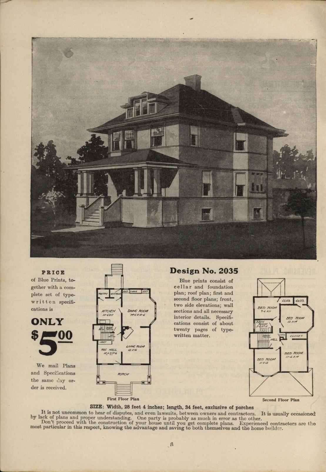 radford home builder volume ii - 1940s Beach House Plans