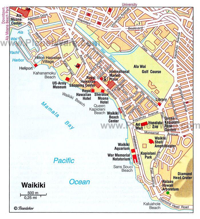 Insider's GUIDE - Waikiki - Aloha Waikiki.com -- Hawaii's ...