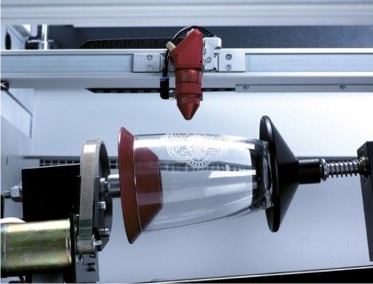 Laser Engraving Round Cylindrical And Conical Objects Usa Laser Engraving Machine Laser Engraving Laser