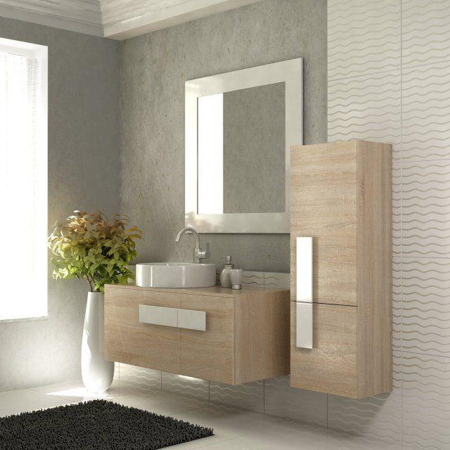 Podwieszane Jasne Szafki To Dobry Pomysł Do Małych łazienek