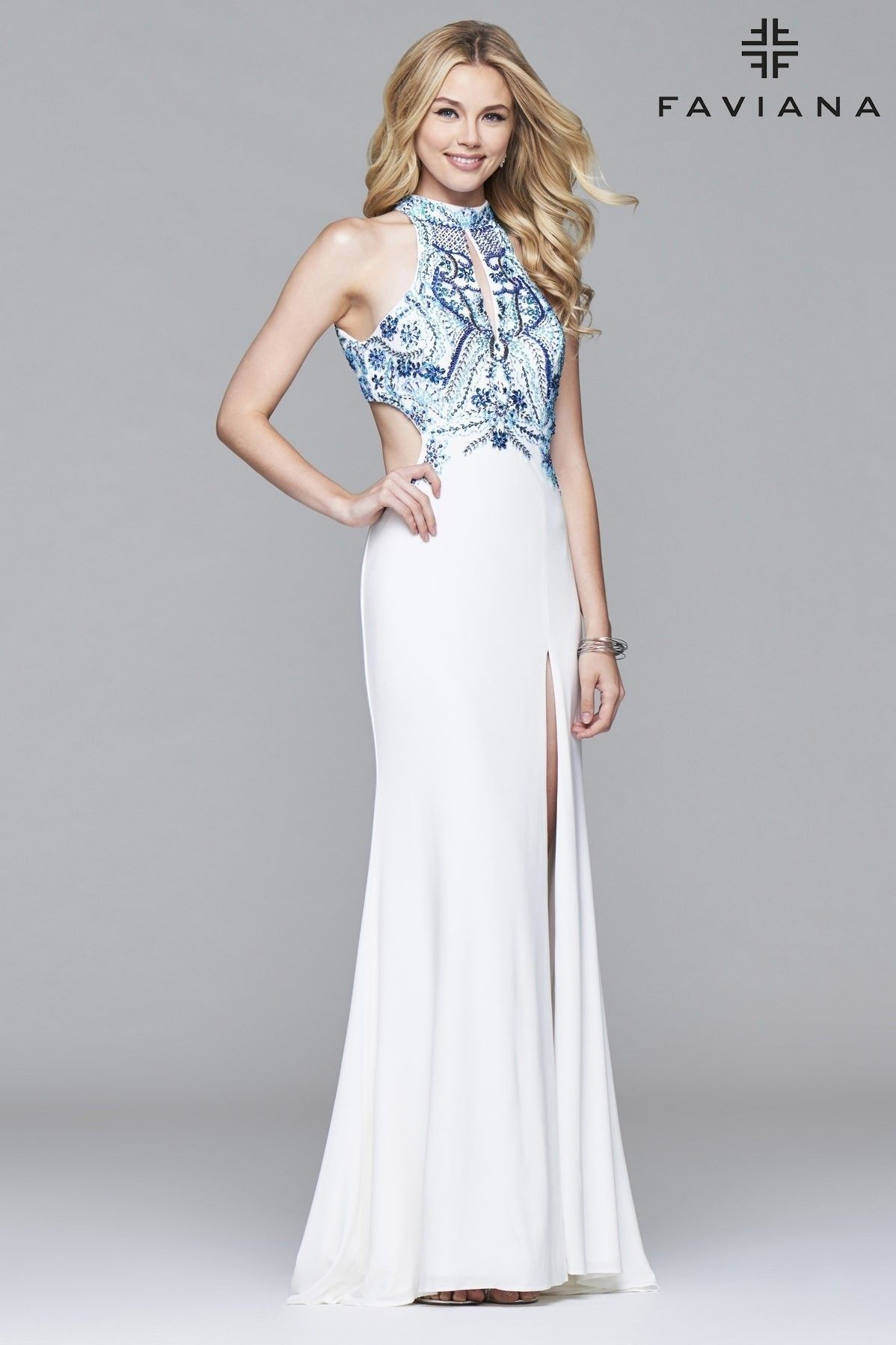 S All Faviana Dresses Pinterest Dresses Prom dresses and Prom