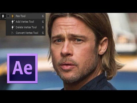 Actor Glances At Camera Fix Quick After Effects Tutorial Brad Pitt Brad And Angelina Actors