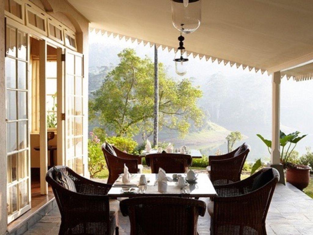 Cool comfort at the Ceylon Tea Trails Ceylon tea