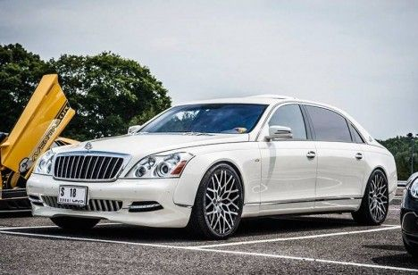 maybach 62 • support tuningcult for all tuning lovers | amazing