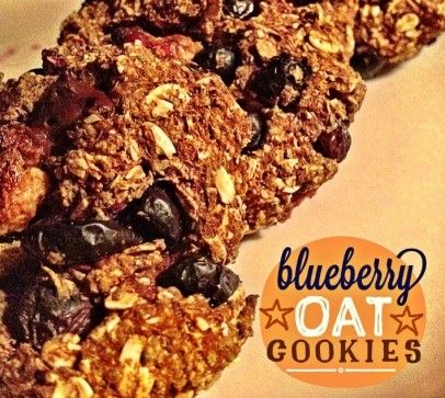 Blueberry Oat Chocolate Chunk Cookies FOR ONE! | Great ...