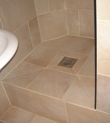 Superb What Type Of Grout And Adhesive Should Be Used For A Tiled Floor In A Shower  Wet Room.
