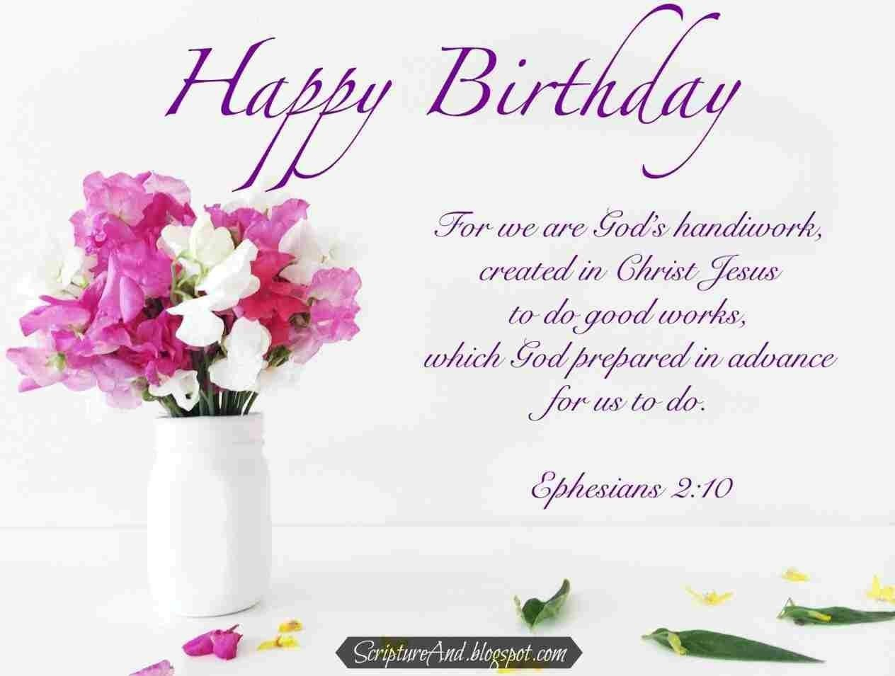 20 Inspirational Bible Quotes For 21st Birthday | Happy ...