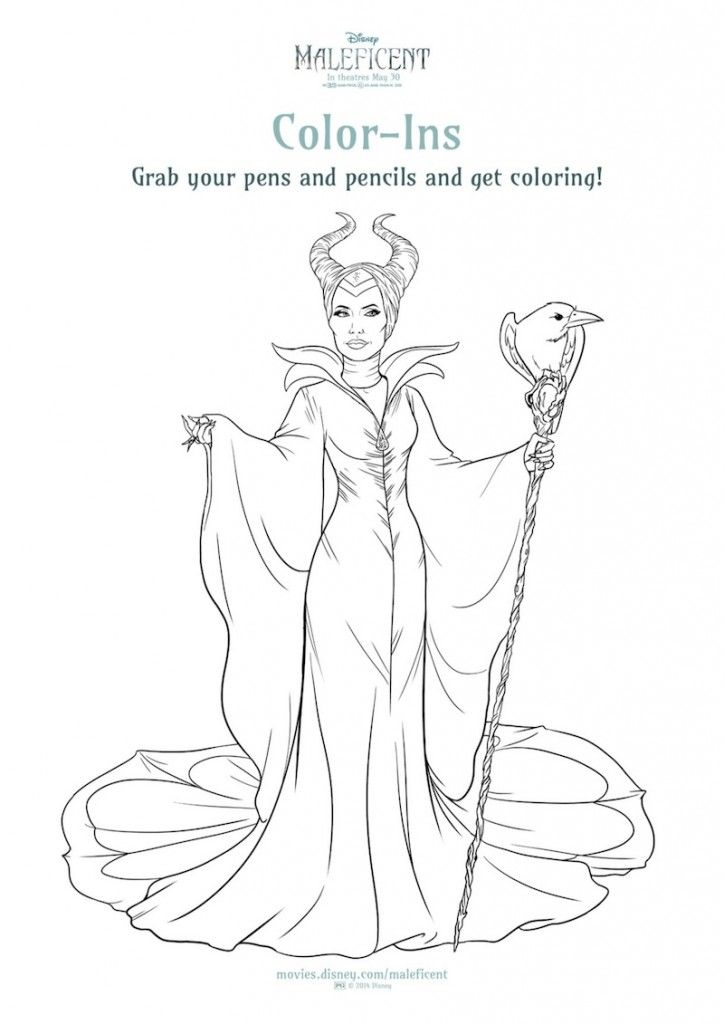 Disney Maleficent Coloring Pages And Printables Fairy Coloring Pages Disney Coloring Pages Fairy Coloring