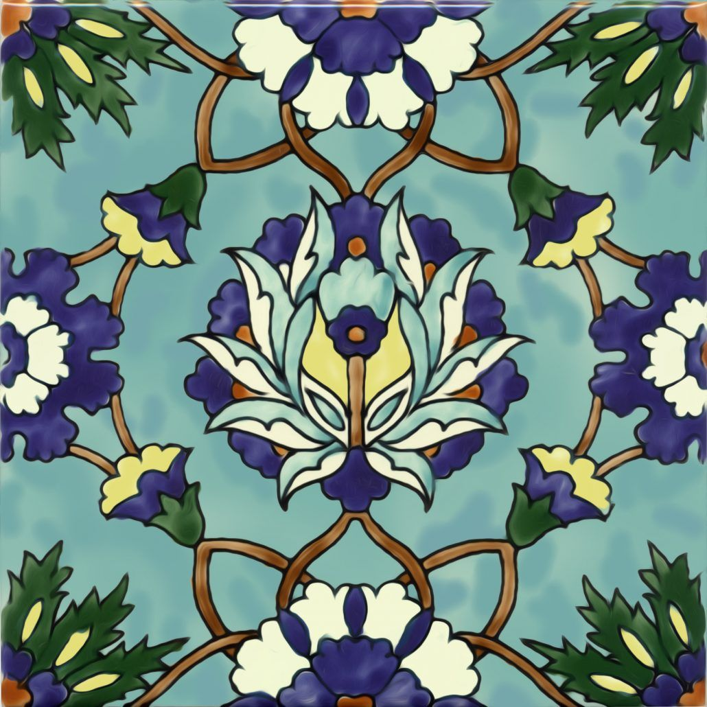 Hand Painted Decorative Tiles Awesome Decorative Tilestile Designs & Tile Art  Balian Tile Studio Review