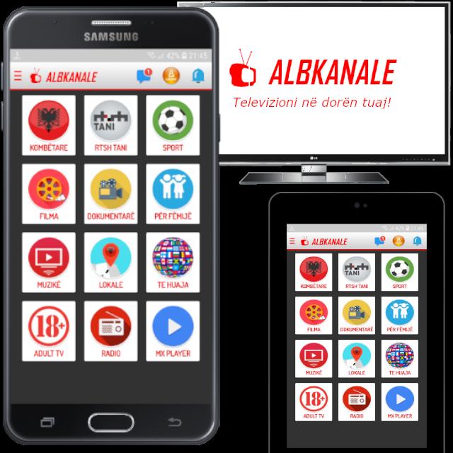 AlbKanale Shiko Tv Shqip (With images) Apple logo