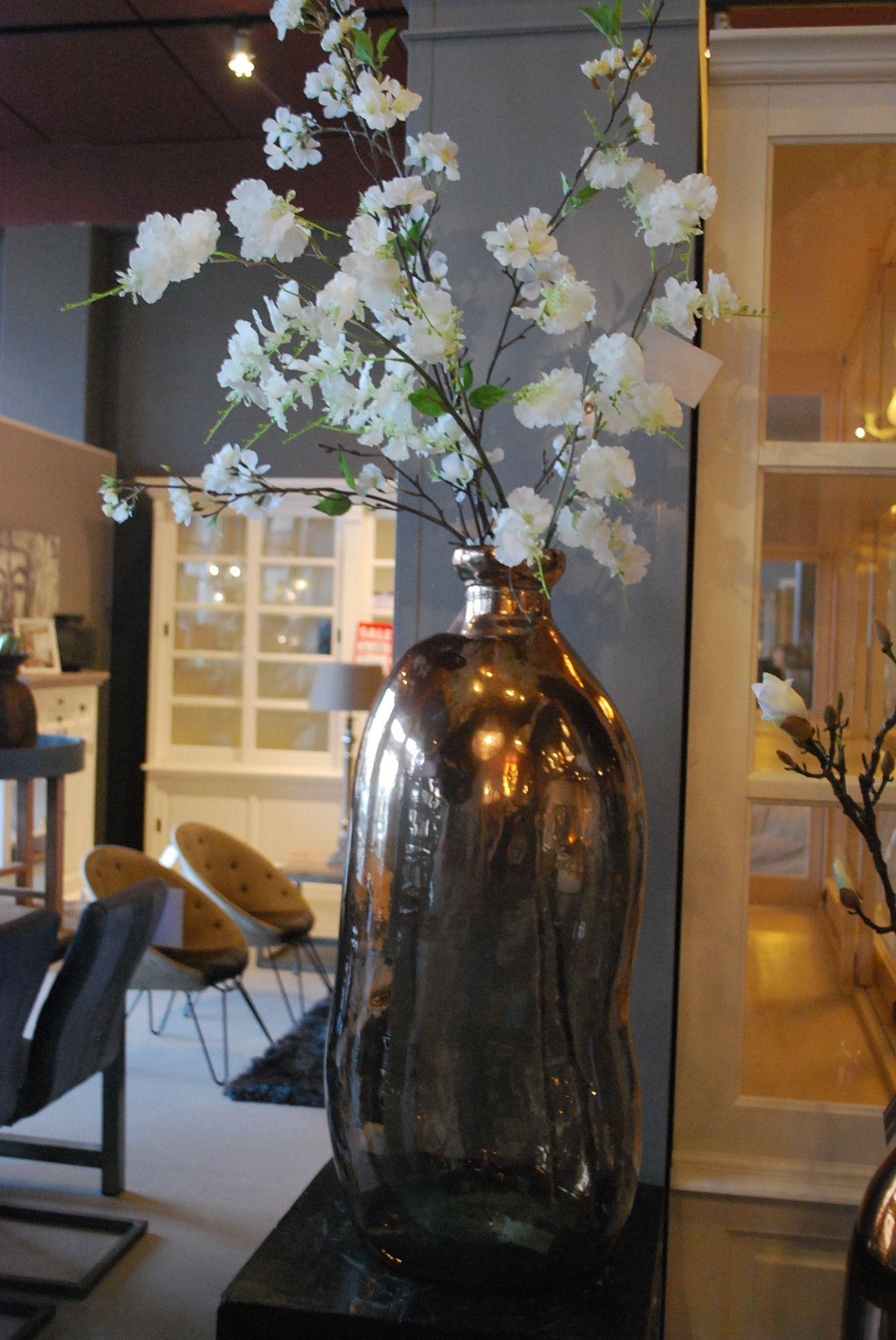 Grote vaas #vaas #flowers #flower #interieur #interieurwinkel ...