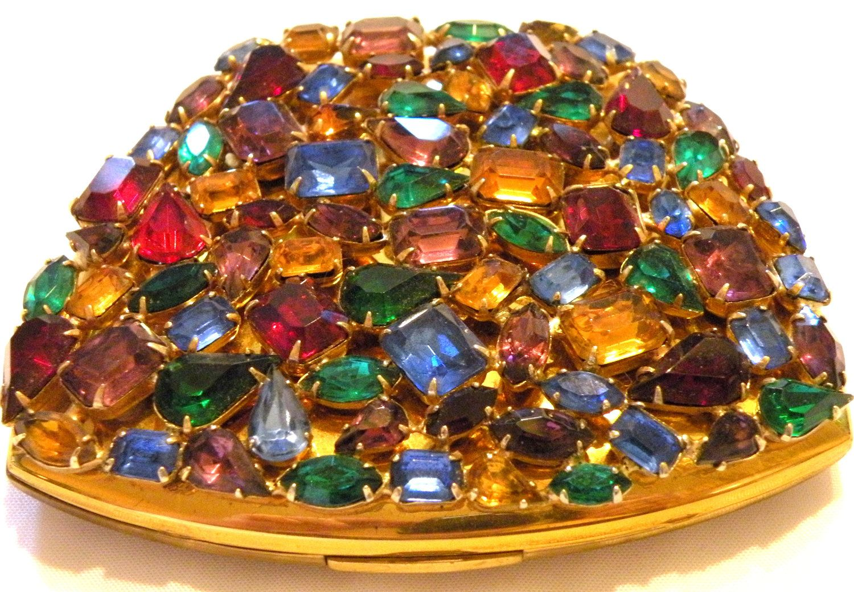Mirrors With Swarovski Crystal