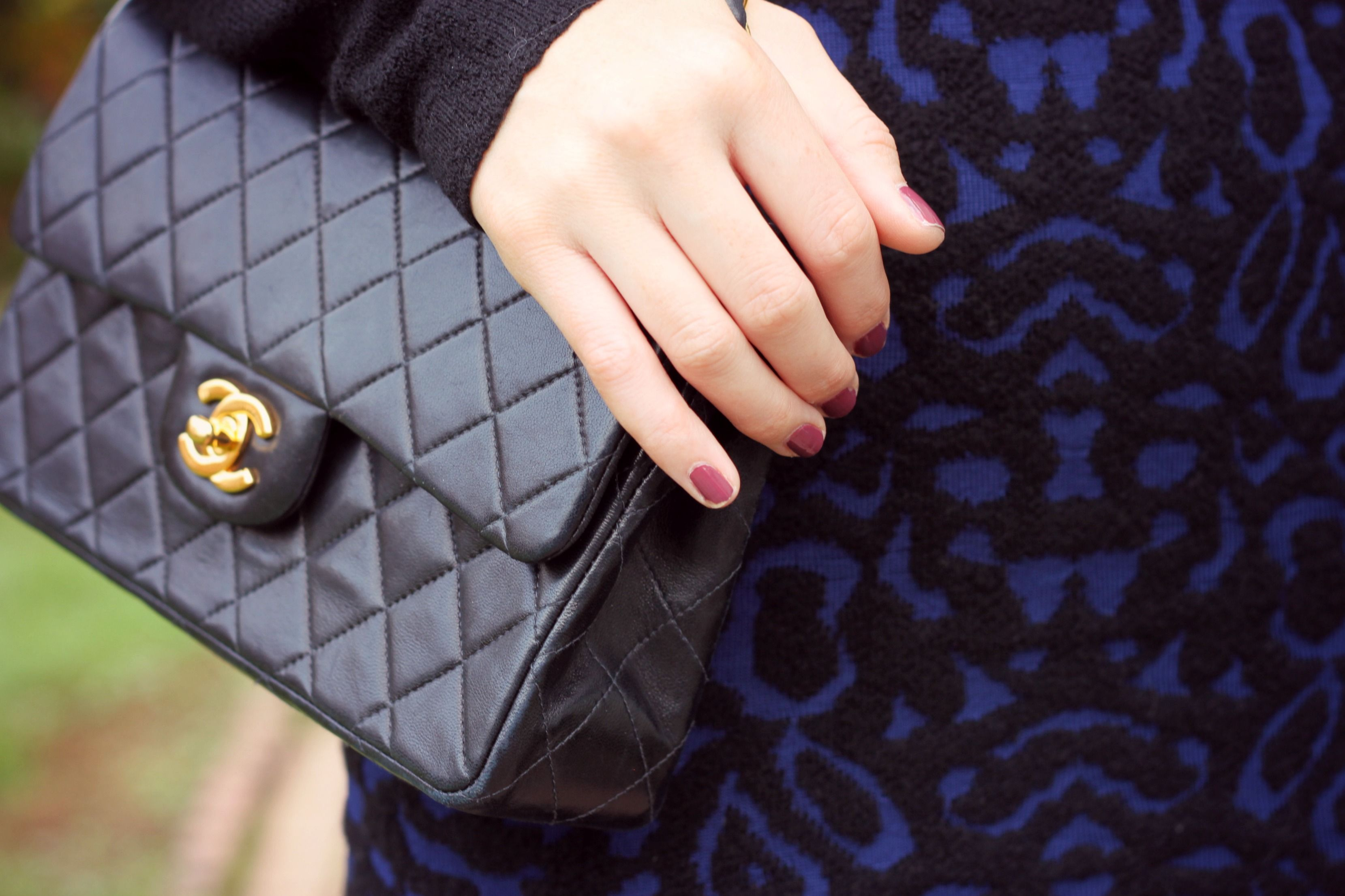 Oh So Glam: Chanel Flap Bag