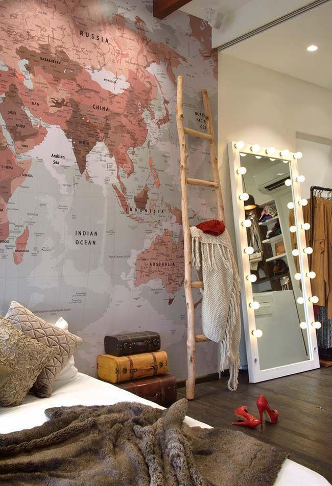Photo of Spiegel für Schlafzimmer: Erfahren Sie, wie Sie +65 fantastische Fotos auswählen – My Blog